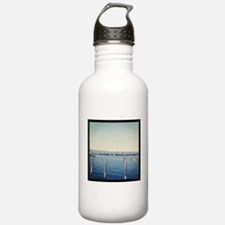 Dock of the Bay Water Bottle