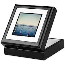 Dock of the Bay Keepsake Box