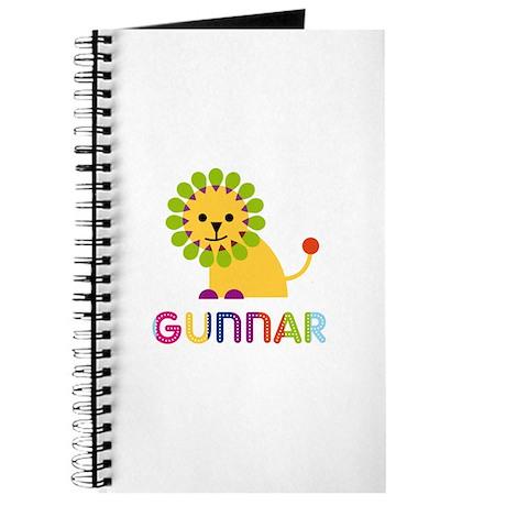 Gunnar Loves Lions Journal