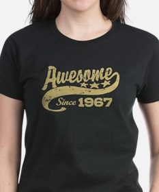 Awesome Since 1967 Tee