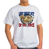 Last great act of defiance Mens Light T-shirts