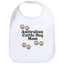 Australian Cattle Dog Mom Bib