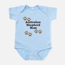 Australian Shepherd Mom Body Suit