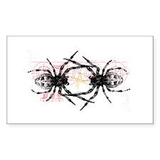 Arachnid Rectangle Decal