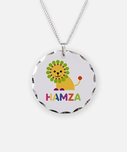 Hamza Loves Lions Necklace