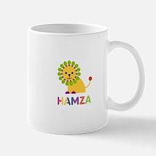 Hamza Loves Lions Small Small Mug