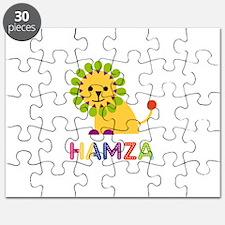 Hamza Loves Lions Puzzle