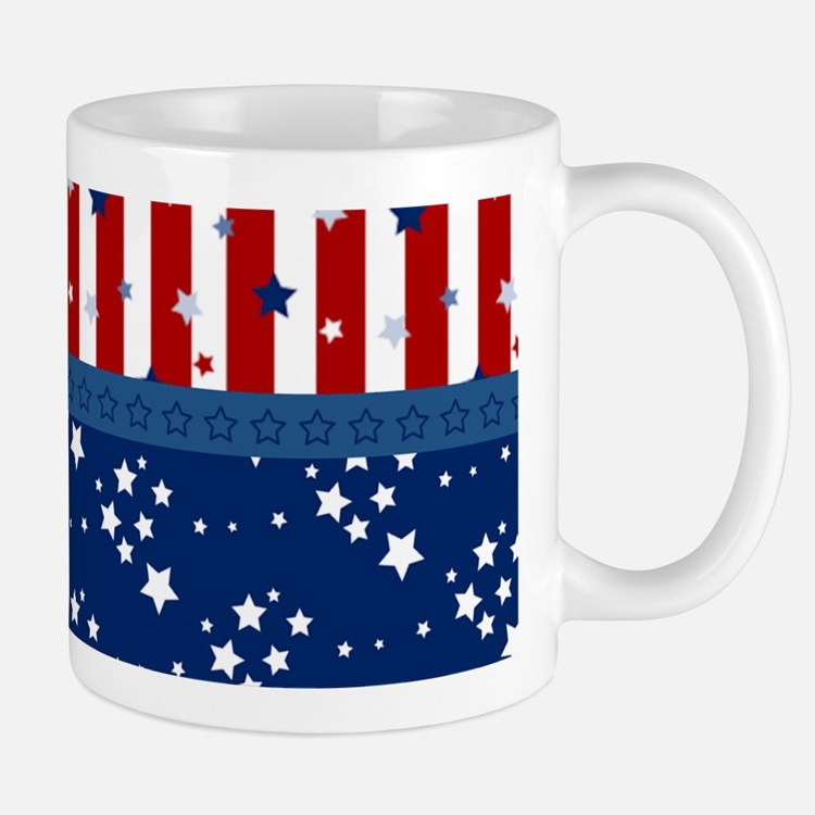 4th Of July 4th Of July Drinkware Coffee Mugs Drinking