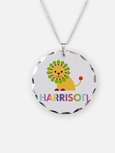 Harrison Loves Lions Necklace
