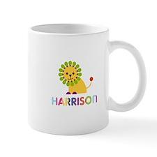 Harrison Loves Lions Small Mugs