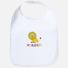 Holden Loves Lions Bib