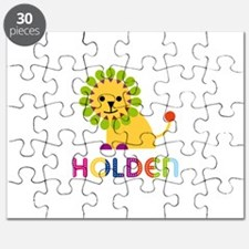Holden Loves Lions Puzzle