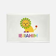 Ibrahim Loves Lions Rectangle Magnet