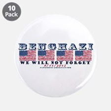 """Benghazi - Never Forget (with Date) 3.5"""" Butt"""
