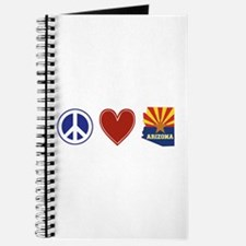 Peace Love Arizona Journal