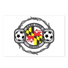 Maryland Soccer Postcards (Package of 8)