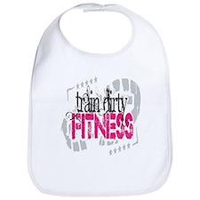 Train Dirty Fitness Bib