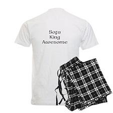 Sofa King Awesome Pajamas