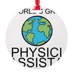 Worlds Greatest Physician Assistant Ornament