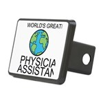 Worlds Greatest Physician Assistant Hitch Cover