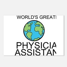 Worlds Greatest Physician Assistant Postcards (Pac