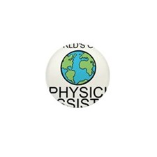 Worlds Greatest Physician Assistant Mini Button