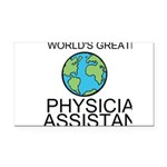 Worlds Greatest Physician Assistant Rectangle Car