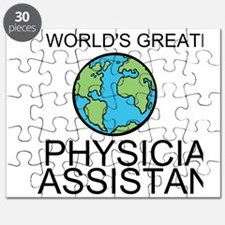 Worlds Greatest Physician Assistant Puzzle