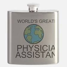 Worlds Greatest Physician Assistant Flask