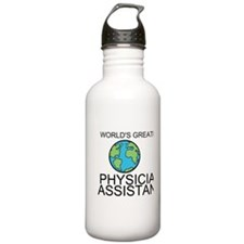 Worlds Greatest Physician Assistant Water Bottle