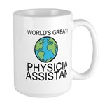 Worlds Greatest Physician Assistant Mug