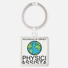 Worlds Greatest Physician Assistant Keychains