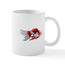 Oranda Goldfish Logo Mug
