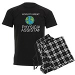 Worlds Greatest Physician Assistant Pajamas