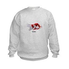 Oranda Goldfish Logo Sweatshirt