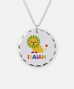 Isaiah Loves Lions Necklace