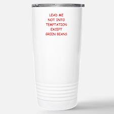 GREEN BEANS Travel Mug