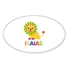 Isaias Loves Lions Decal
