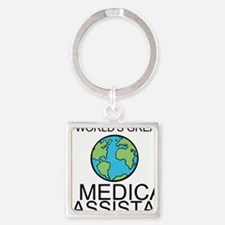 Worlds Greatest Medical Assistant Keychains