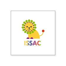 Issac Loves Lions Sticker