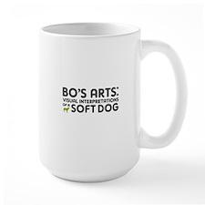 Bo's Arts Mug(with exhibit logo)