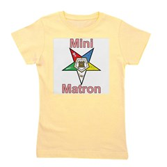 The Mini Matrons Girl's Tee