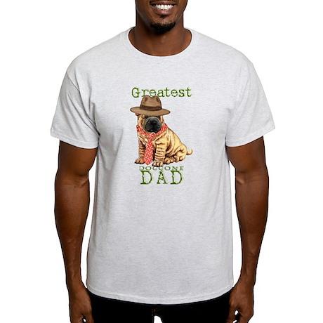 Shar-Pei Dad Light T-Shirt