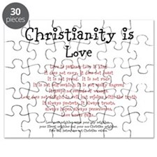 Christianity is Love Puzzle