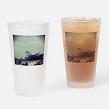 Casino Pier Drinking Glass