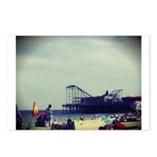 Casino Pier Postcards (Package of 8)