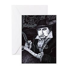 Phantom of the Opera ~ Missa Solemnis Greeting Car