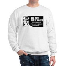Navy Nurse Sweatshirt