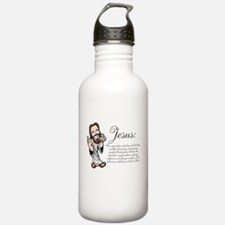 Jesus Water Bottle