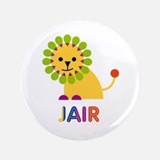 "Jair Loves Lions 3.5"" Button"